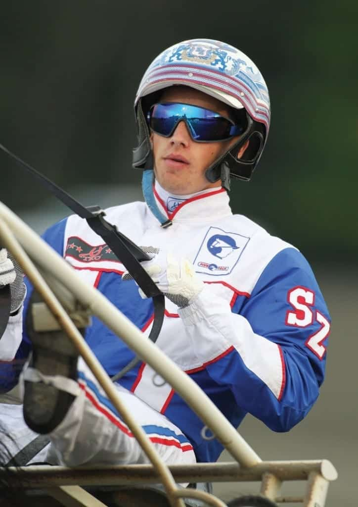 Scott Zeron relishes driving at the Meadowlands and Yonkers | Claus Andersen